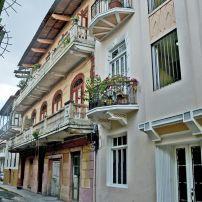 Street, Old Town, Panama City, Panama