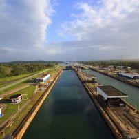 The Panama Canal, Panama