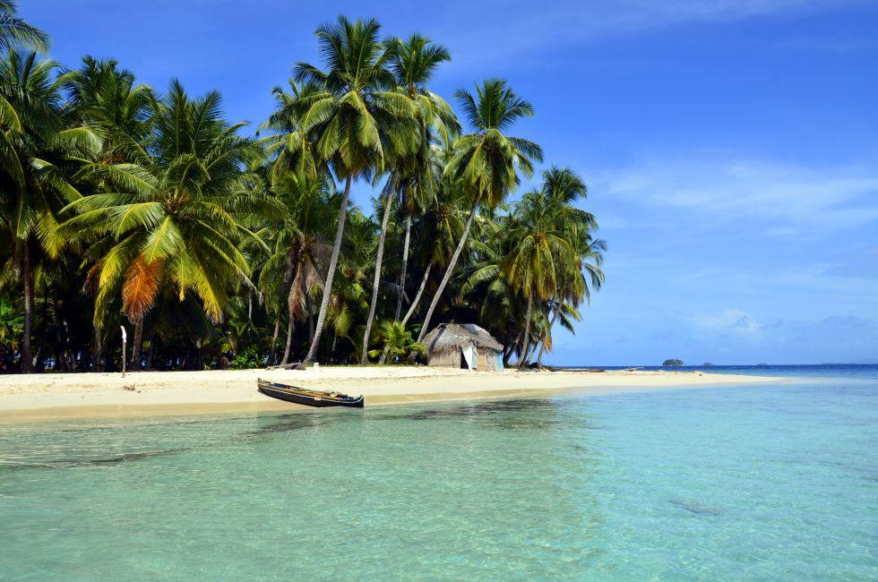 Paradise Beach, Eastern Panama, Panama