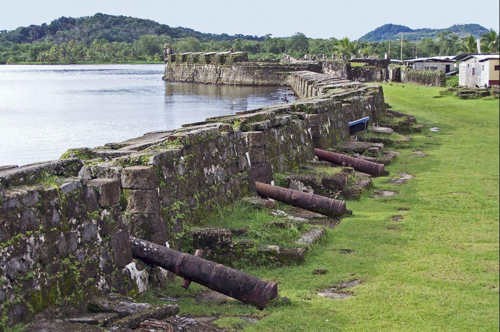 Fort, Portobelo, Colon, Panama