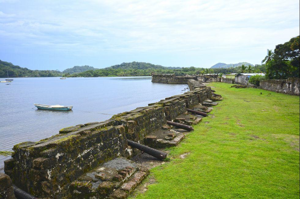 Saint Geronimo's Castle, Colon, Panama