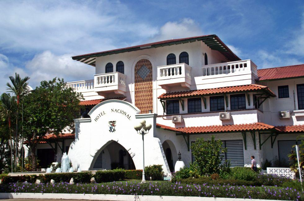 Grand Hotel Nacional, David, Panama