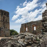 Ruins, Viejo, Panama City, Panama