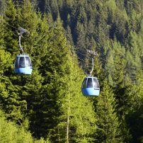 Cable Car, Alpe di Suisi, South Tirol, Italy