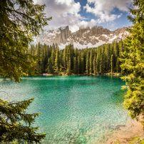 Carezza Lake, Trentino, Italy