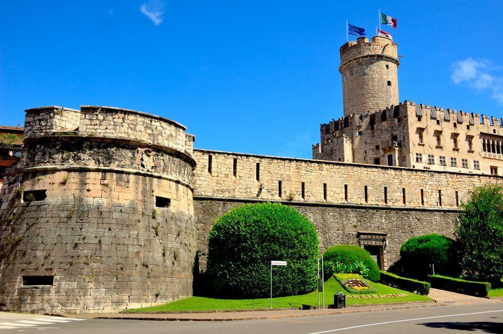 Castello del Buonconsiglio, Italy