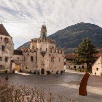 Novacella Monastery, Varna, Bolzano, Terntino, Alto Adige, Italy