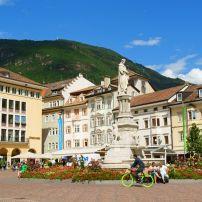Walther Square, Bolzano, Italy