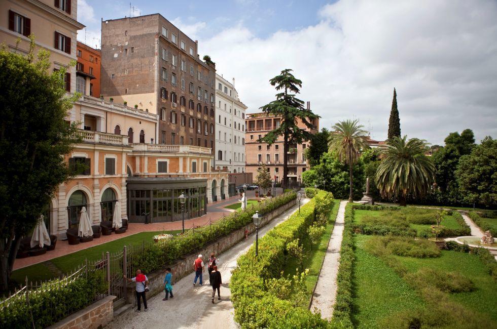 Galleria Nazionale dArte Antica, Repubblica and Quirinale, Rome, Italy