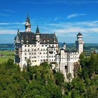 Neuschwanstein Castle, The Bavarian Alps, Germany