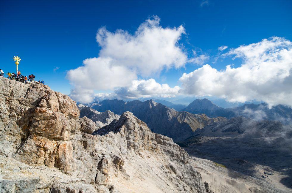 Zugspitze, Bavaria, Germany