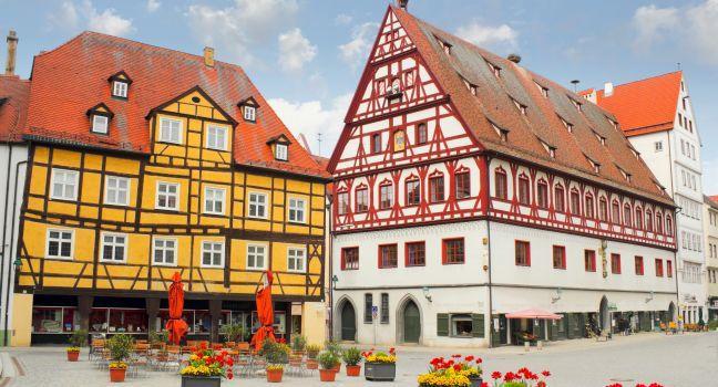 Hotels Nordlingen Deutschland