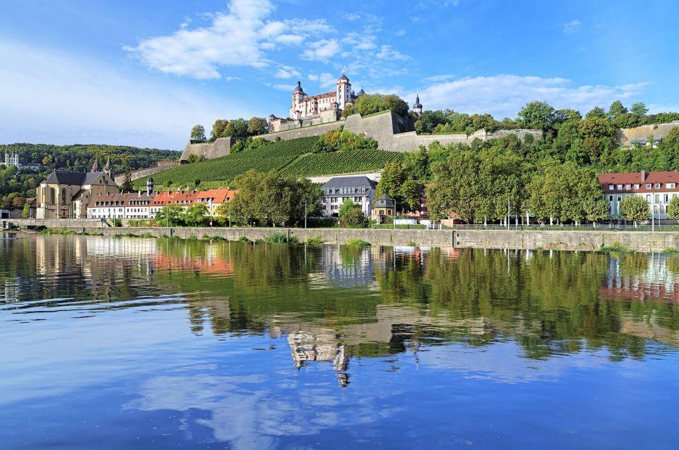 Marienberg Fortress, Wurzburg, Germany