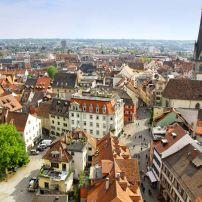 Konstanz, The Bodensee, Germany, Europe.