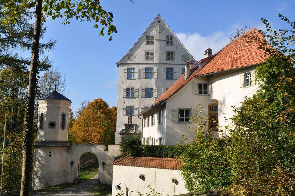 Ravensburg, The Bodensee, Germany, Europe.