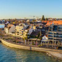 Friedrichshafen, The Bodensee, Germany, Europe.