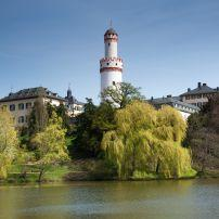 The Castle Gardens, Bad Homburg, Frankfurt, Germany