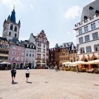 Old Market Square, Trier, Germany