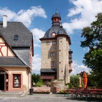 Schloss Vollrads, Oestrich-Winkel, The Rhineland, Germany, Europe.