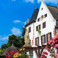Eltville, The Rhineland, Germany, Europe