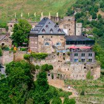 Burg Rheinfels, The Rhineland, Germany, Europe.