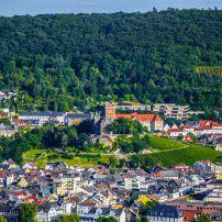 Bingen, The Rhineland, Germany, Europe