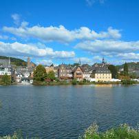 Traben-Trarbach, The Rhineland, Germany, Europe.
