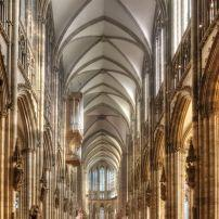 Koln Dom, Koln, The Rhineland, Germany, Europe.