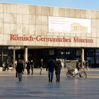 Römisch-Germanisches Museum (Roman-Germanic Museum), Koln, The Rhineland, Germany, Europe.