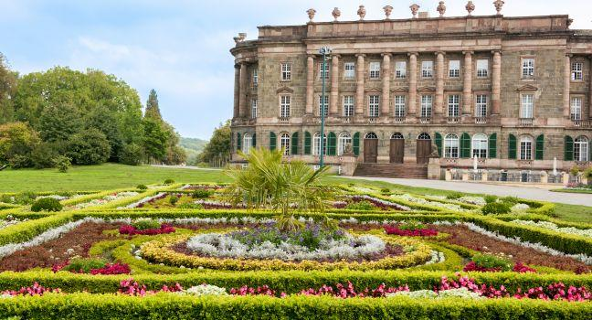Schloss und Bergpark Wilhelmshöhe, The Fairy-Tale Road, Germany, Europe.
