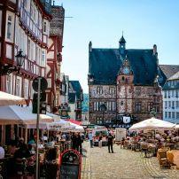 Marburg, The Fairy-Tale Road, Germany, Europe