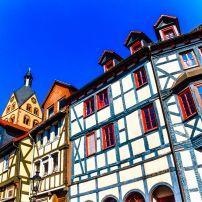 Gelnhausen, The Fairy-Tale Road, Germany, Europe.