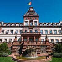 Schloss Philippsruhe, Hanau, The Fairy-Tale Road, Germany, Europe.