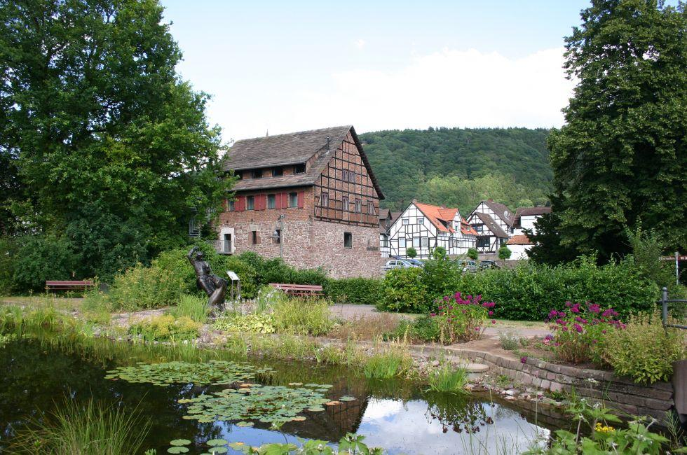 Münchhausen Museum, Bodenwerder, The Fairy-Tale Road, Germany, Europe.