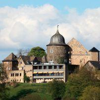 Dornröschenschloss, Sababurg, The Fairy-Tale Road, Germany, Europe.