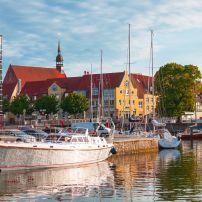 Stralsund, Schleswig-Holstein and the Baltic Coast, Germany, Europe