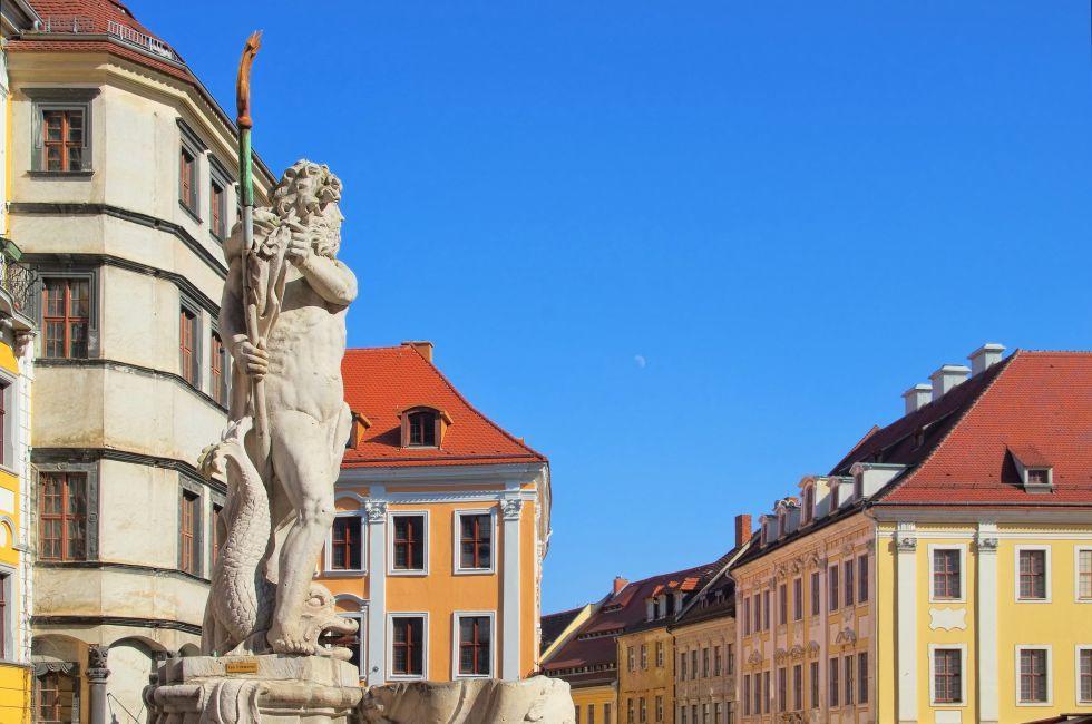 Goerlitz, Saxony, Saxony-Anhalt, and, Thuringia, Germany, Europe.