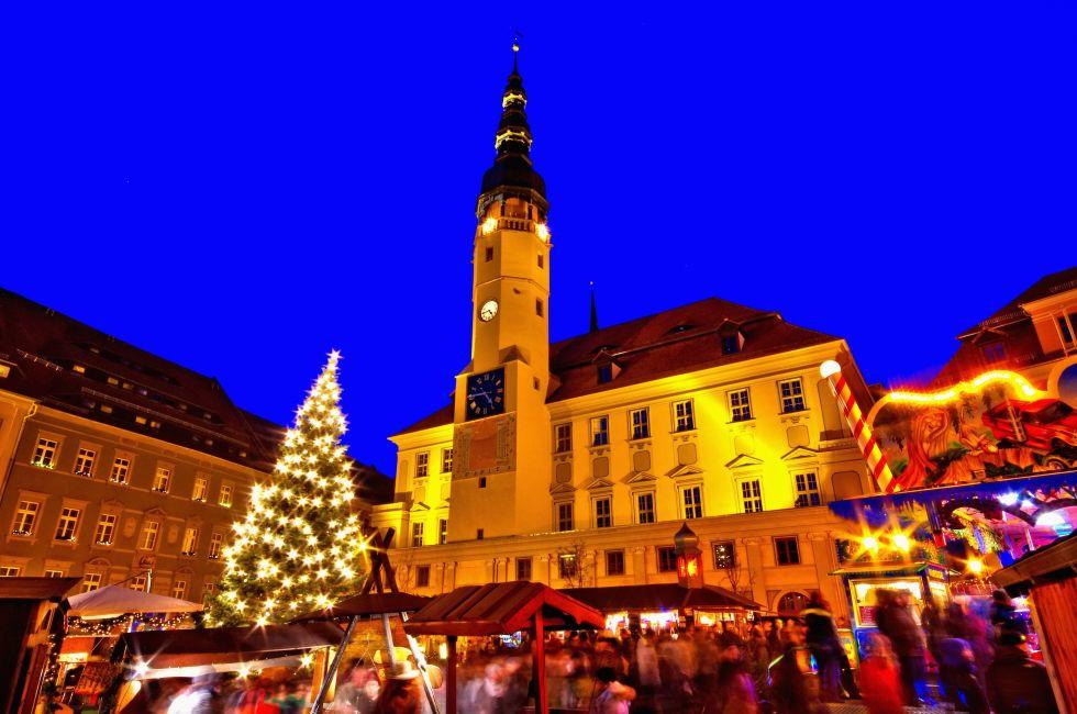 Bautzen, Bautzen/Budysin, Saxony, Saxony-Anhalt, and Thuringia, Germany, Europe.
