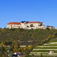 Schloss Neuenburg, Freyburg, Saxony, Saxony-Anhalt, and, Thuringia, Germany, Europe.