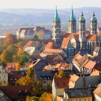 St. Peter and Paul's Cathedral, Naumburg, Saxony, Saxony-Anhalt, and, Thuringia, Germany, Europe.