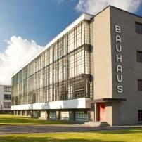 Bauhaus, Dessau,  Saxony-Anhalt, Germany