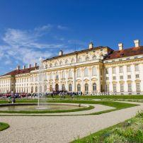 Neues Schloss, Schleissheim Palace, Munich, Germany