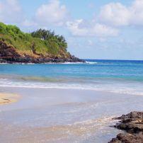 Beach, Lawai Kai, Kauai, Hawaii, USA