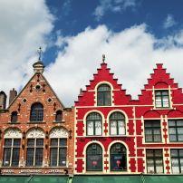Buildings, Brugge, Belgium