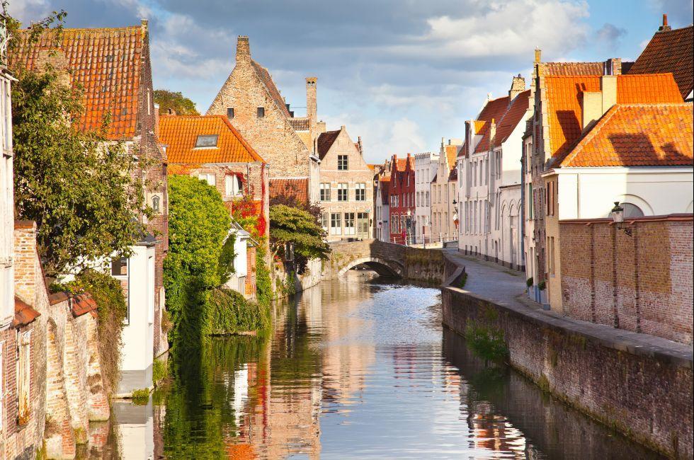 Channels, Brugge, Belgium