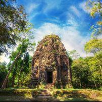 Sambor Prei Kuk Temple, Kampong thom, Cambodia