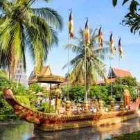 Prumrot Vat, Siem Reap, Cambodia.