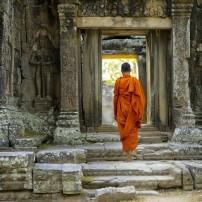 Banteay Kdei Temple, Angkor, Cambodia