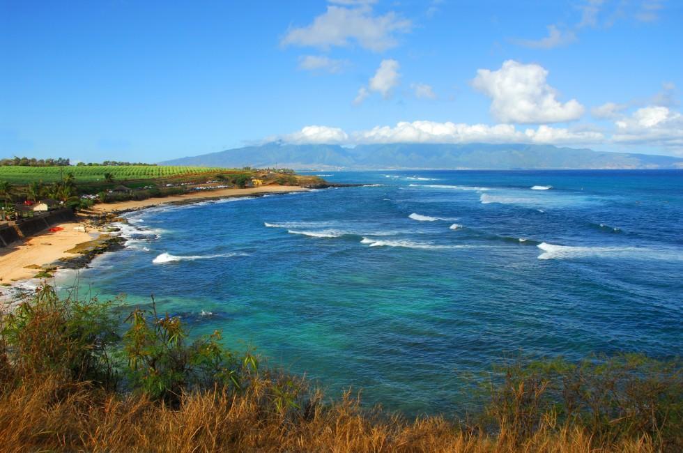 Hookipa Beach, Hookipa Beach Park, Maui, Hawaii, USA