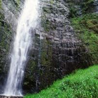 Oheo Gulch Waterfall, Haleakala National Park, Maui, Hawaii, USA
